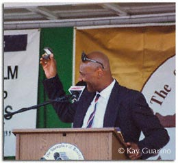Inducted into the  Boxing Hall Of Fame in 1993